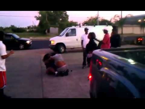 Ghetto Fights Hood Fights mrhftv 44 video