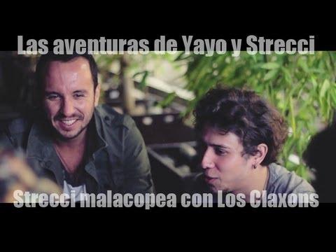 Las Aventuras de Yayo y Strecci Strecci se tomó la noche