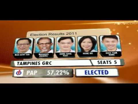 GE: Singapore's PAP returns to power