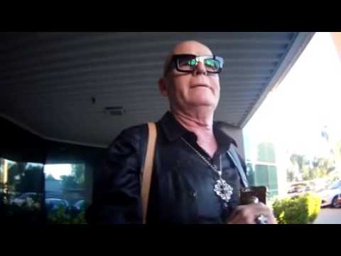 Angry Christian Mom Confronts Katy Perry's Dad