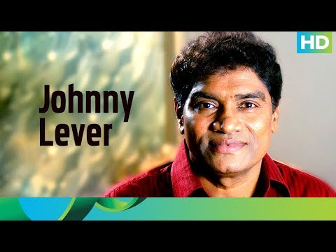 The man who tickles your funny bones - Johnny lever