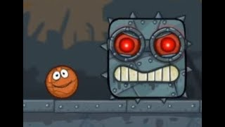 RED BALL 4 VS BOSS ANDROID GAMEPLAY HD PART2 13