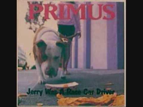 primus jerry was a race car driver