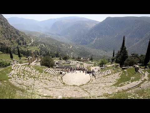 The Delphi - Greece