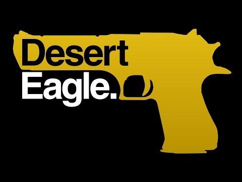 Desert Eagle в играх