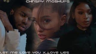 Download Lagu Khalid, Ariana Grande, Normani, & Nicki Minaj - Let Me Love You / Love Lies (Mashup) Gratis STAFABAND