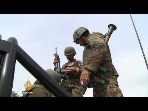 Push for Afghanistan peace talks amid Taliban resurgence