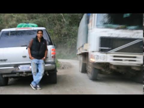 Death Road Bolivia -Todesstrasse 2009
