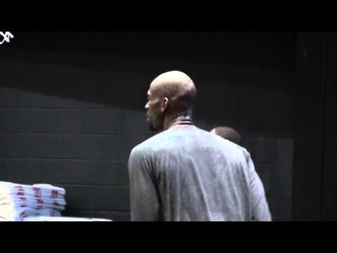 Kevin Garnett as an NBA Teammate with Alan Anderson
