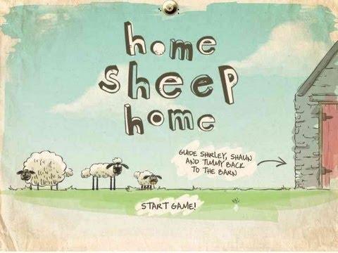shaun The Sheep Home Sheep Home - Ep 1 video