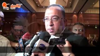 لقاء مع اشرف العربي حول فعاليات مؤتمر المسئولية الاجتماعية