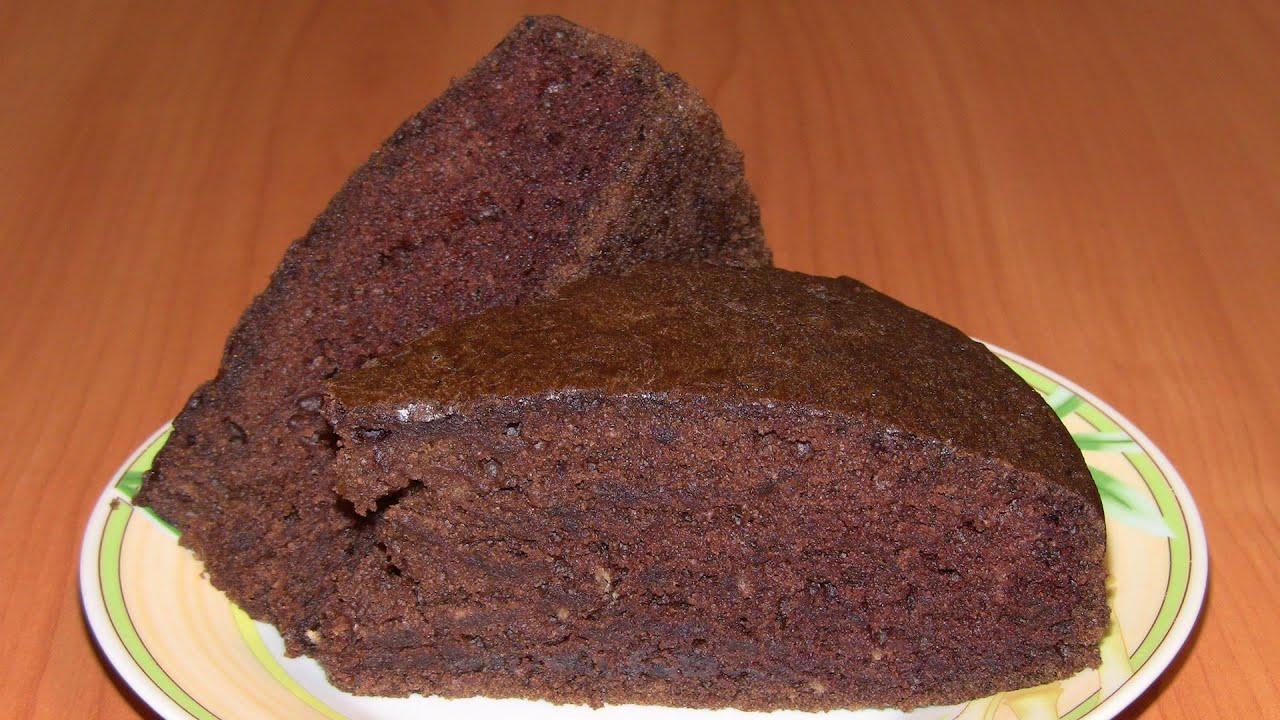 Высокий шоколадный торт рецепт в домашних условиях на день рождения