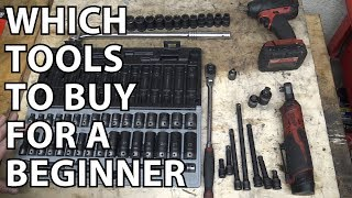 Tools That A Beginner Should Buy