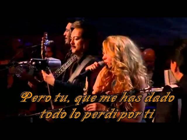Golpes En El Corazon Los Tigres Del Norte ft. Paulina Rubio