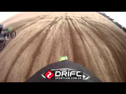 Enduro del Verano 2012 Felipe Ellis On board DRIFT HD EDV 2012