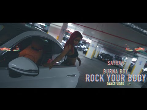 Burna Boy – Rock Your Body (Prod. Juls) OFFICIAL DANCE VIDEO