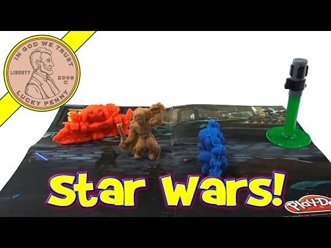 Star Wars The Clone Wars Play-Doh Set, Anakin and Battle Droids - May the 4th Contest