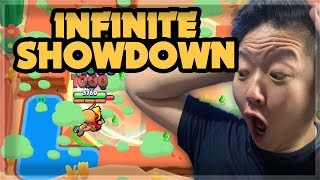 WORLDS LONGEST SHOWDOWN GAME - 10 minutes 🍊
