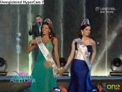 Reina Hispanoamericana 2009 es Miss Venezuela, Adriana Vasini