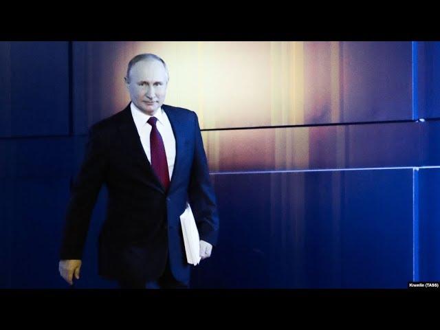 Зачем Владимир Путин меняет Конституцию?