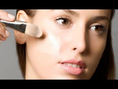 Cómo aplicar prebase y base de maquillaje