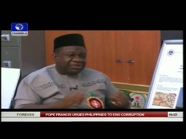 Minister of Power Explains Why Electricity Remains Inadequate In Nigeria PT2