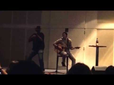 Jason Manns and Rick Worthy - Kiss
