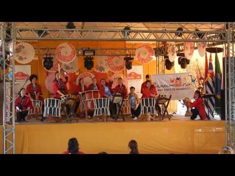Shikisai - Nikkei Fest 2016 (Grupo Sansey)