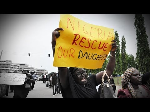 Nigerian Girls Kidnapped: World Finally Reacts video