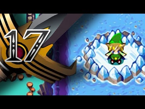 The Legend of Zelda: The Minish Cap - Part 17 - Temple of Droplets 1/2