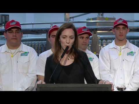 Mauricio Macri: El camino no es agredir y confrontar