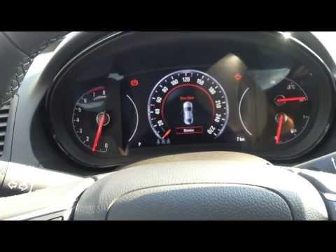 2013 Opel Insignia 1.6 Sidi Turbo 170 Hp AT  Engine Sound