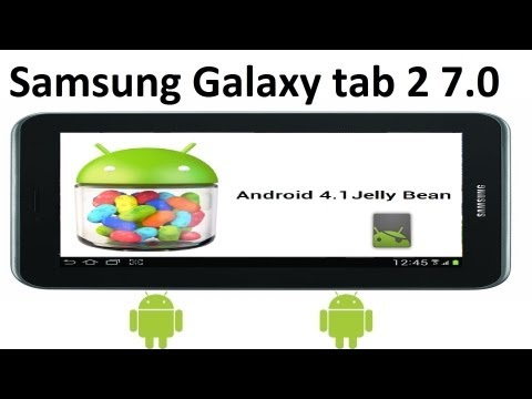 Como Rootear Galaxy Tab 2 7.0 Android 4.0.4. 4.1.1.4.1.2 (P3100-P3110-P3113)