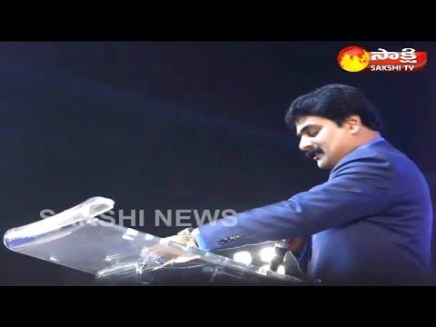 Bro. Anil Kumar | Aasirvaada Suvaartha Jayabheri - 9th December 2018