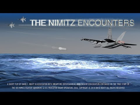 The Nimitz Encounters