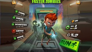 Faster Than Zombies -  Walkthrough