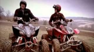 Top Gear štvorkolky (CZ)