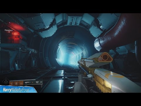 Destiny 2 - Aqueduct Chest Location - Where to Use Aqueduct Key (Leviathan Raid Secret Chests)