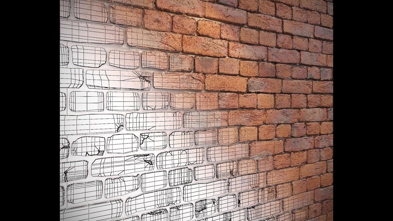 Как сделать белые стены в 3д макс