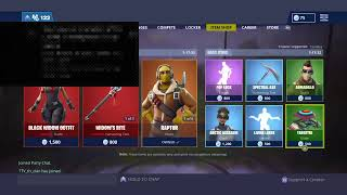 Playing fortnite New End Game mode