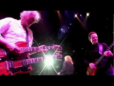 Led Zeppelin - The Song Remains The Same - [Live Celebration Day] HD