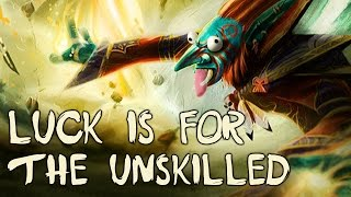 [Hearthstone] Luck is for the Unskilled