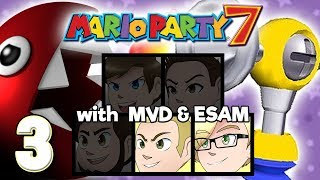 """Mario Party 7: """"Hot Chomps"""" - EPISODE 3 - Friends Without Benefits"""