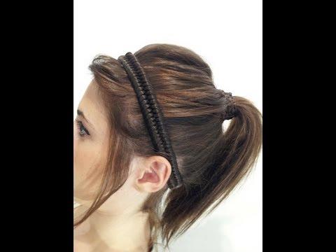 Peinado recogidos con trenzas peinado hippie youtube - Peinados recogidos con trenzas ...