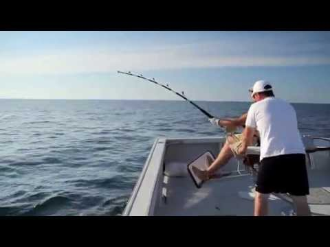 Fish On! - World Record Size Big Game Fishing, Cape Breton, Nova Scotia