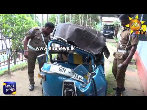 gampola accident|eng