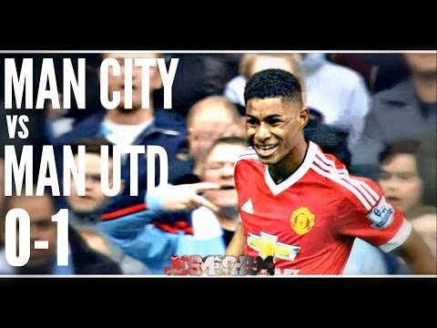 Manchester City vs Manchester United 0-1 (HD)