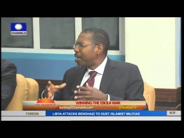 Analysts Applaud FG, Health Institutions On Successful Containment Of Ebola Pt 1
