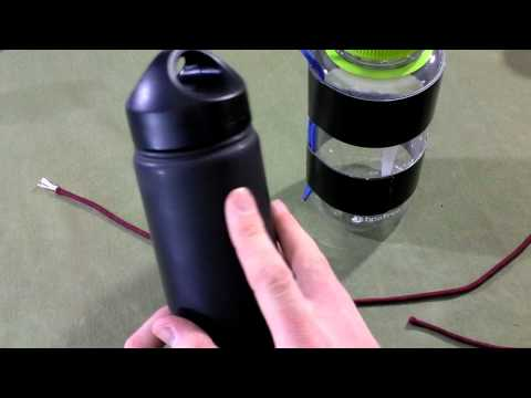 My Thoughts on Cody Lundin's Survival Water Bottle