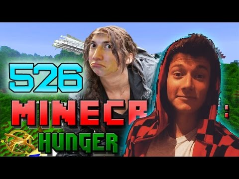VLOG Minecraft: Hunger Games w/Mitch! Game 526 - Bajan Canadian Hoodies!